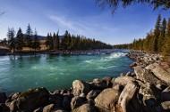 新疆阿勒泰喀纳斯湖风景图片_11张