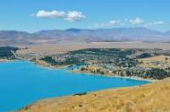新西兰特卡波湖风景图片_18张