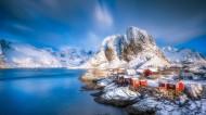 挪威罗弗敦群岛风景图片_11张