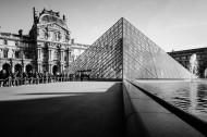法国巴黎卢浮宫图片_10张