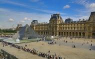 法国卢浮宫图片_13张