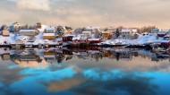 挪威罗弗敦风景图片_6张