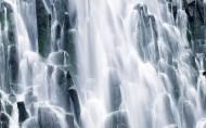 庐山瀑布图片_7张