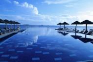美丽迷人的马尔代夫海滨风景图片_14张