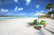 马尔代夫海滩风景图片_22张