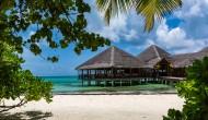 马尔代夫曼德芙仕岛风景图片_18张