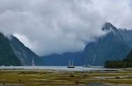 新西兰米尔福德峡湾风景图片_9张