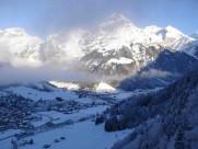 瑞士铁力士山风景图片_8张