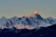 西藏南迦巴瓦峰图片_14张
