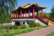 天津南翠屏公园风景图片_18张