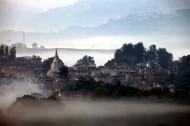 尼泊尔人文风景图片_20张
