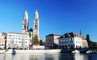瑞士尼翁风景图片_12张