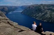 挪威风景图片_15张