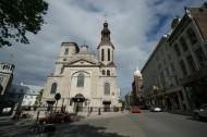 魁北克圣母大教堂图片_6张