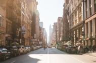 美国纽约的街道图片_10张
