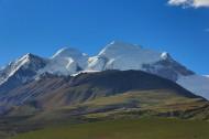 西藏念青唐古拉山脉风景图片_10张