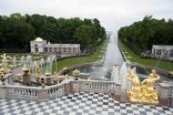 俄罗斯圣彼得堡夏宫风景图片_13张