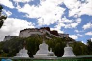 西藏布达拉宫风景图片_11张