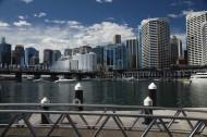 澳大利亚悉尼情人港风景图片_19张