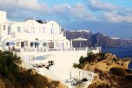 希腊圣托里尼岛风景图片_18张