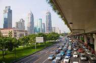 上海道路交通图片_26张