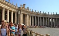 梵蒂冈圣彼得大教堂风景图片_10张