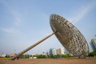 上海浦东世纪大道图片_13张