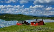 挪威风景图片_23张