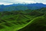 新疆天山山脉风景图片_11张