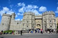 英国温莎城堡风景图片_10张
