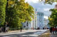 俄罗斯圣彼得堡冬宫风景图片_15张