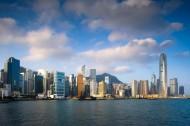 香港维多利亚港图片_118张