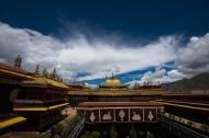西藏拉萨大昭寺图片_37张