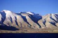 西藏山脉风景图片_8张