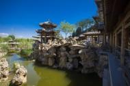 北京榆树庄公园风景图片_9张