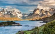 智利自然风景图片_5张