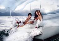 酒类创意广告图片_13张