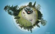 雷克萨斯车广告创意图片_3张
