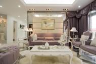 白色欧式风格室内装修图片_43张