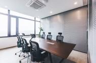 商务办公室会议室图片_14张