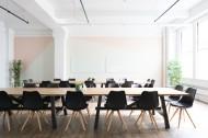 简约风格的会议室图片_13张