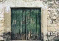 破旧的房门图片_15张