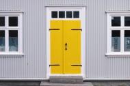 街边的门和窗图片_18张