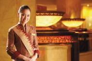 吉隆坡香格里拉大酒店大堂图片_3张