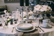 精致的餐桌装饰图片_15张