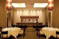 龙轩新中式餐厅风格设计图片_11张