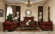 欧式客厅设计图片_10张