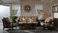 奢华欧式客厅设计图片_10张