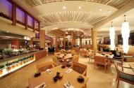 鲜坊餐厅-简约风格室内设计图片_8张