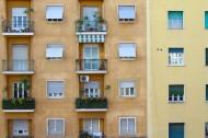 整齐的窗户图片_18张